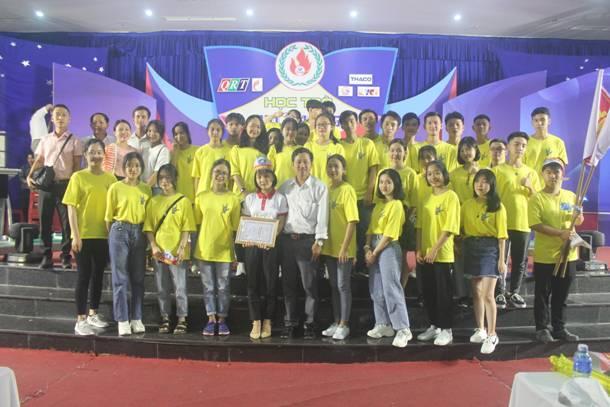 Game show Học trò xứ Quảng_ Sân chơi bổ ích cho học sinh THPT Khâm Đức